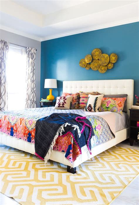 colorful bedrooms 17 best ideas about colorful bedroom designs on