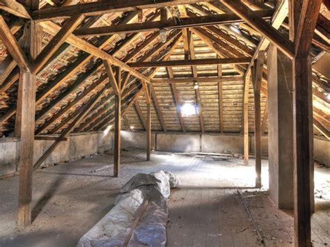 dachboden ausbauen vorher nachher schnell und effektiv dachbodend 228 mmung stoppt