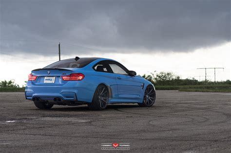 BMW M4   Vossen Forged VPS 301   © Vossen Wheels 2015