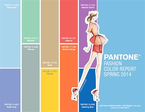 pantone fashion color report spring 2017 fashion trendsetter pantone fashion color report spring 2014 fashion trendsetter