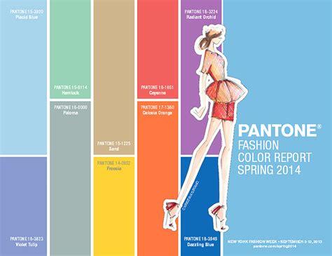 pantone color report pantone fashion color report spring 2014 fashion trendsetter