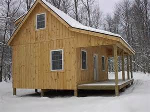 Plans For Cabins Hunting Cabin House Plans Mexzhouse Com