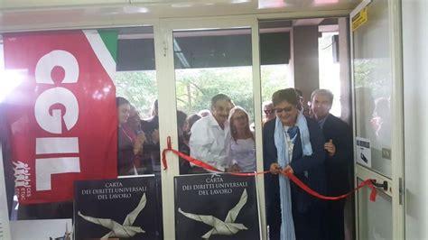 sede cgil messina inaugurata la nuova sede della cgil sul viale