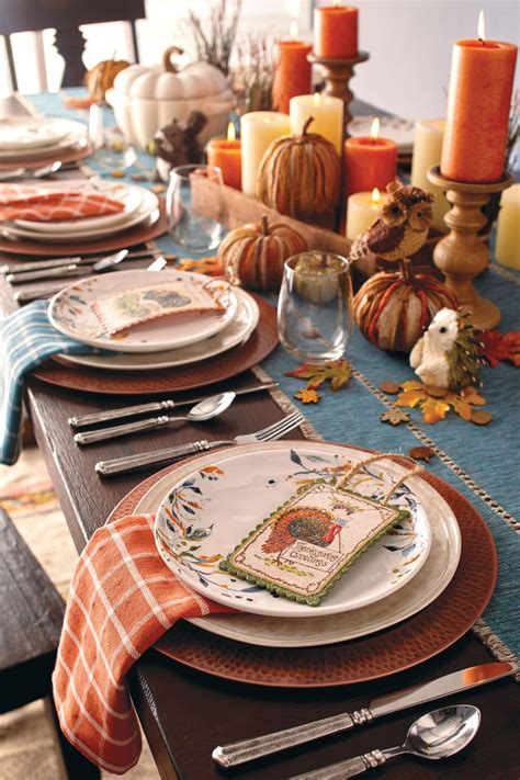 thanksgiving dinner table decoration ideas best 25 thanksgiving table decor ideas on