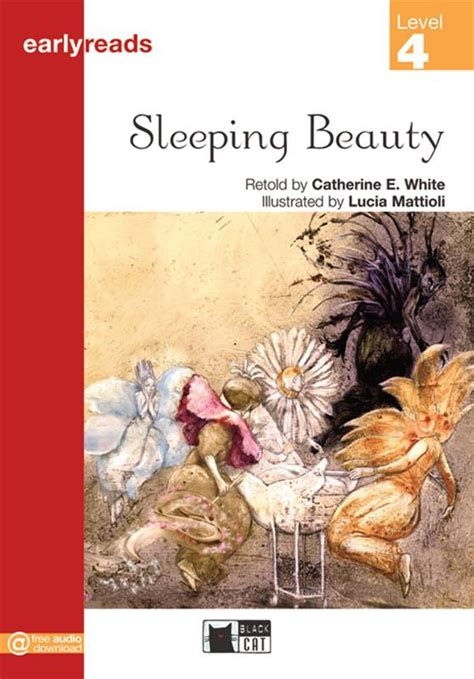 libro sleeping beauty earlyreads level 4 earlyreads readers catalogue aheadbooks black cat