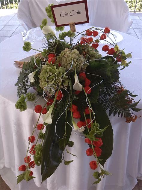 fiori per sposi fiori tavolo sposi matrimonio daveli