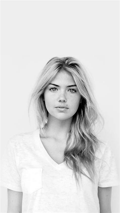iphone b w kate upton b w wallpaper for iphone x 8 7 6 free on 3wallpapers