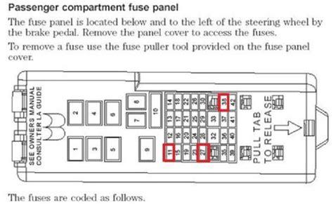 ford explorer interior light fuse decoratingspecialcom