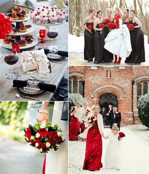 top 6 classic winter wedding color combo ideas trends tulle chantilly wedding