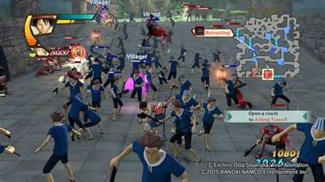 themes ps4 one piece one piece pirate warriors 3 ps4 gameplay screenshot