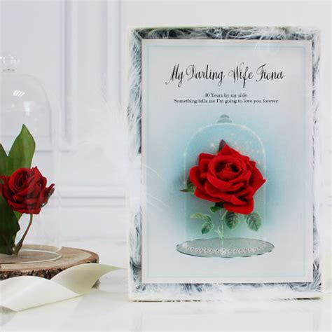 40th wedding anniversary gift ideas for husband parents