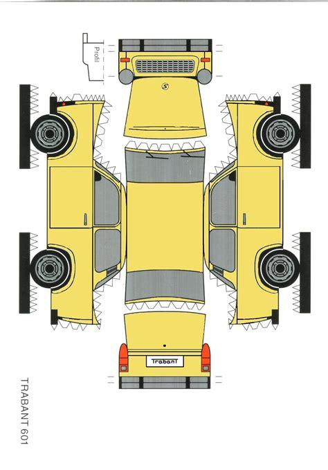 lada da disegno car auto di carta
