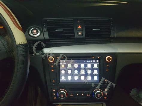 autoradio navigatore  din bmw serie