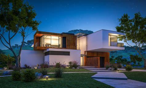 characteristics  modern house design