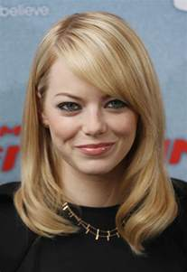 medium length hairstyles for narrow faces 22 flattering hairstyles for faces pretty designs