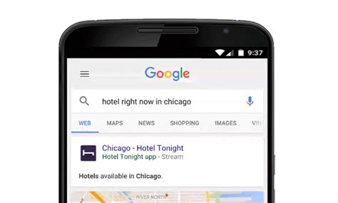 find android app search android app learns how to content from other apps