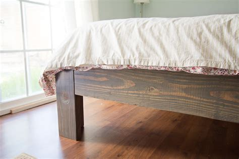 King Size Bed Frame Diy Pdf King Size Bed Frame Diy Plans Free