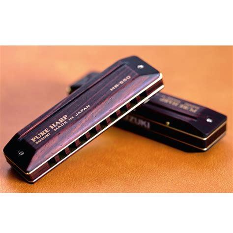 M Suzuki Harmonica Suzuki Harmonica Mr 550 Harp Select Key