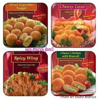 Bento Spicy Chicken Non Msg Dan Pengawet mel frozen food