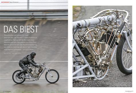 Motorrad Classic Magazin by Klassik Motorrad 1 2018 Motorrad Magazin Mo