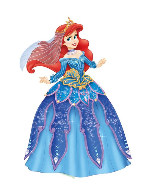 Disney Princess Dressers by Which Dress Suits Ariel The Best Poll Results Disney