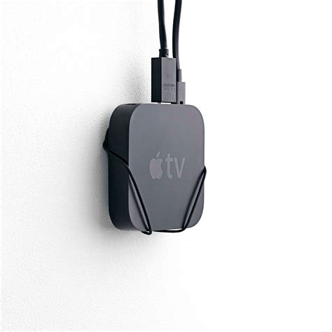Apple Tv 3 apple tv 3 wall mount by floating grip 174 the world s smartest