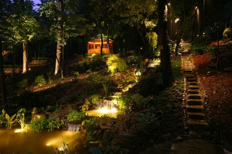 outdoor landscape lighting ideas landscape lighting ideas