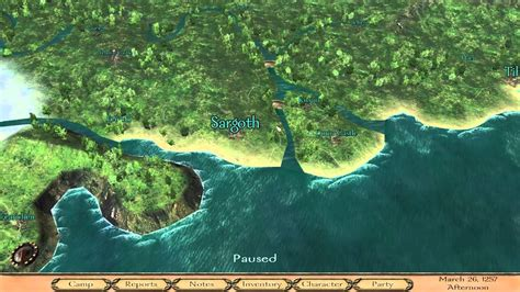 mod reviews world map hd  mount  blade warband