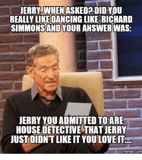 Richard Memes - funny richard simmons memes of 2017 on sizzle not today meme
