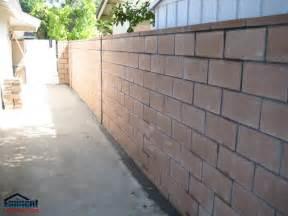 how to build a cinder block wall cinder block wall design home design ideas