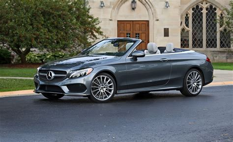 Mercedes Coupe Convertible by 2018 Mercedes C300 Cabriolet