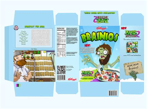 design your own cereal box template photoshop mr munoz tech center