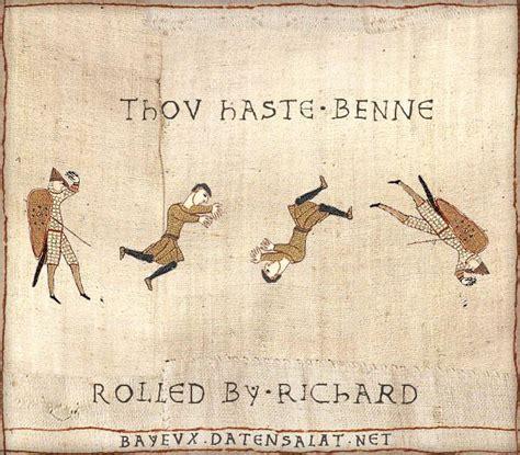 Tapestry Meme - bayeux tapestry meme memes