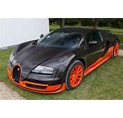 Bugatti Veyron 16/4 Super Sport  Chassis