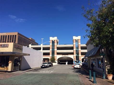 garage st marshall parking garage parking in redwood city