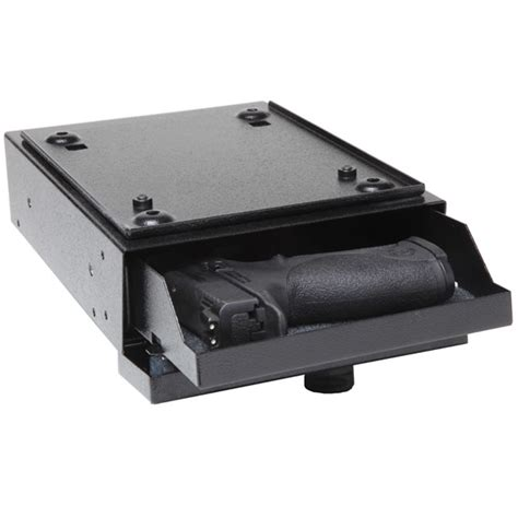 Desk Gun Safe by V Line 2597 S Desk Mate Handgun Safe 14