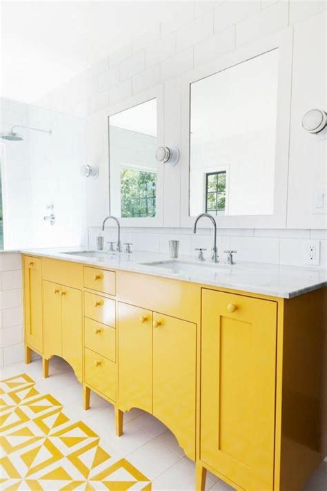 bright yellow bathroom 1000 ideas about yellow bathrooms on pinterest bathroom