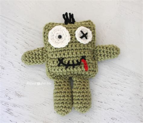 crochet pattern zombie friendly crochet zombie doll repeat crafter me