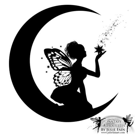 fairy silhouette tattoo designs 34 tattoos stencils