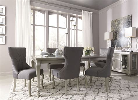 Hamlyn Dining Room Set Buy Hamlyn Marble Top Dining Room Set By Steve Silver From