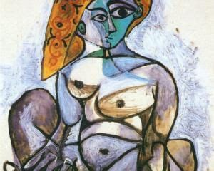nude woman in red armchair 295 best images about picasso paintings on pinterest