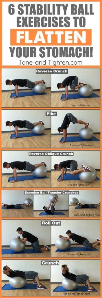 Top 7 Exercises For Tightening Your Stomach After A Baby by 25 Best Ideas About Stability Abs On