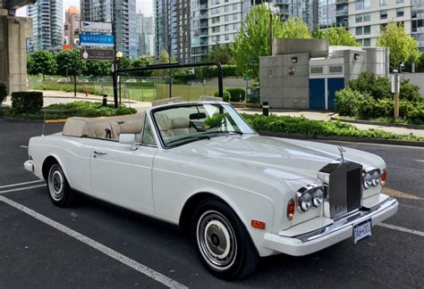 roll royce corniche 1991 rolls royce corniche iii for sale on bat auctions