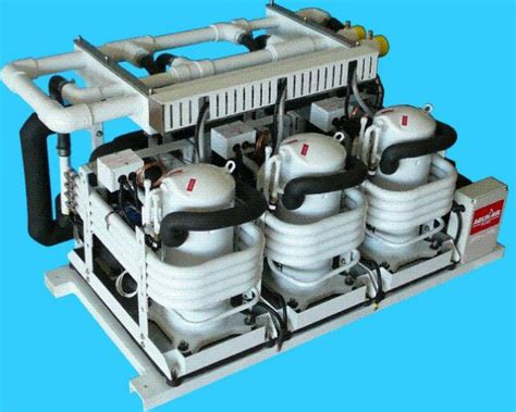 Ac Aqua Series aqua air chillwater systems marine air conditioning