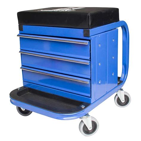 storage drawers on wheels uk normfest mobile workshop stool with storage drawers