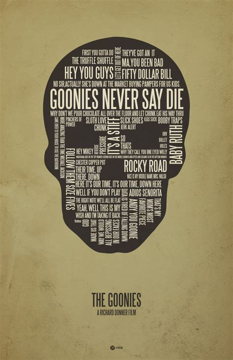 25 famous quotes on minimalist posters ufunk net minimalist movie posters filled with famous quotes 12 total