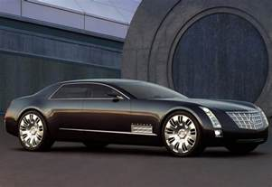 Cadillac Luxury Cars Cadillac Sixteen Is A Luxury Car Concept Ealuxe