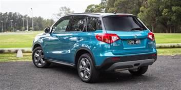 Suzuki Vitara 2016 Suzuki Vitara Rt S Review Caradvice