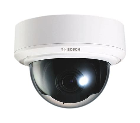 backyard surveillance camera bosch vdc 242v03 2 flexidome an outdoor 4000 dome cctv