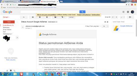 adsense youtube ditolak trik dan bukti nyata diterima kerja sama iklan dengan